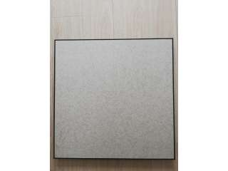 PVC防静电地板(白花)