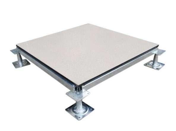 陶瓷防静电地板(米白)